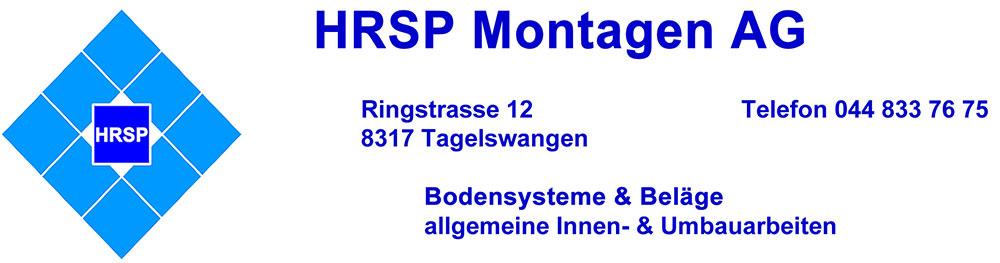 HRSP Montagen AG